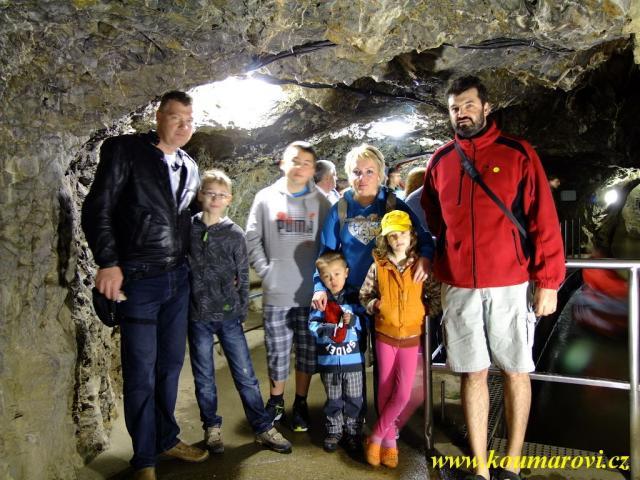 Punkevni jeskyne 2012 - 022